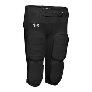 Under Armour HeatGear Youth Football Pants Small